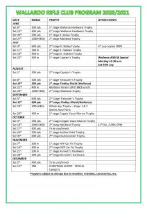 Revised Jun to Dec Program 2020-2021 28.7.20